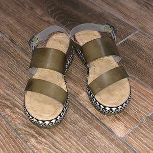 Blowfish Platform Sandals